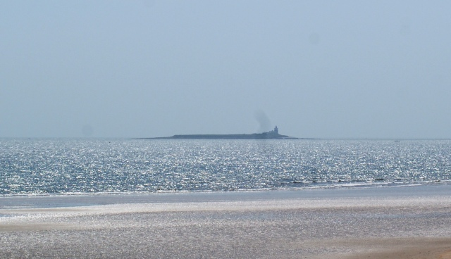 Coquet Island As seen from Alnmouth