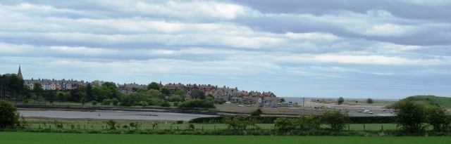 A view into Alnmouth